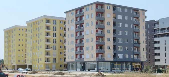 Намалена е продажбата на станови во првите три месеци