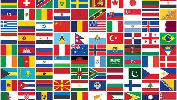 Оваа боја никогаш нема да ја видите на ниту едно знаме на светот