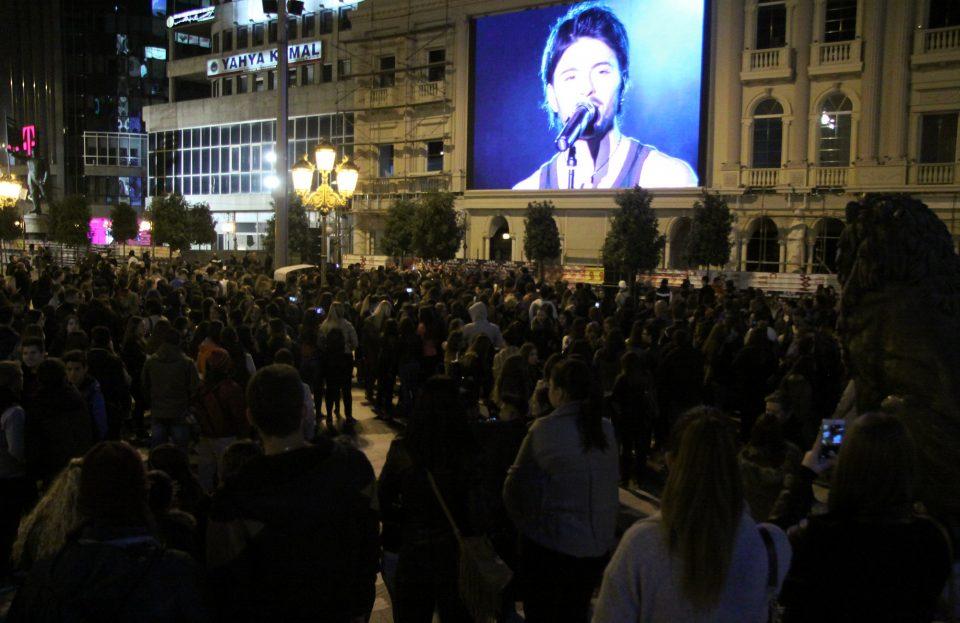 Одложен концертот за Тоше Проески