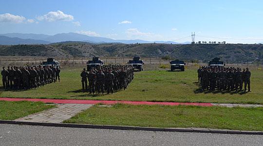 """В понеделник почнува воената вежба """"Македонски блесок 14"""""""