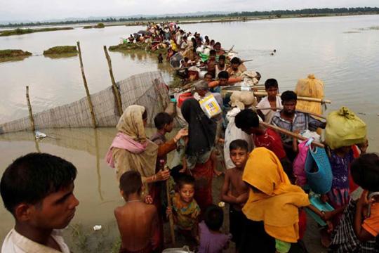 ЕУ размислува за санкции против Мјанмар поради Рохинџите