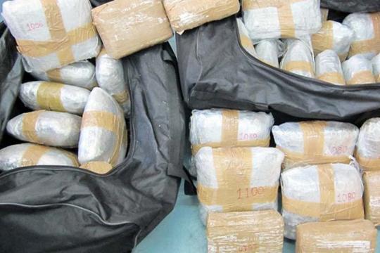 Во Италија и Грција запленети 315 килограми албанска марихуана