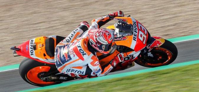 Маркез победи на трката во Тајланд