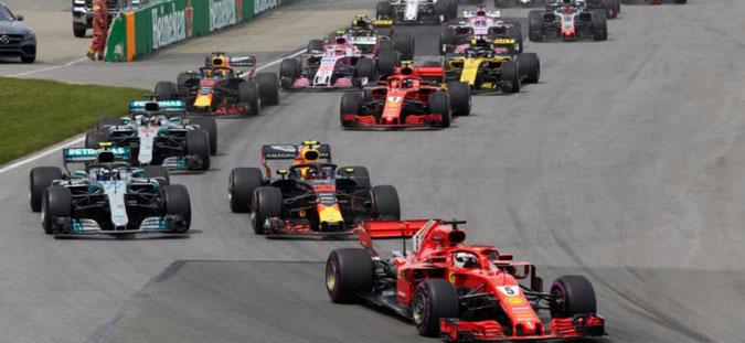 Тимовите во Формула 1 го одбија предлогот за проширување на зоната на бодови