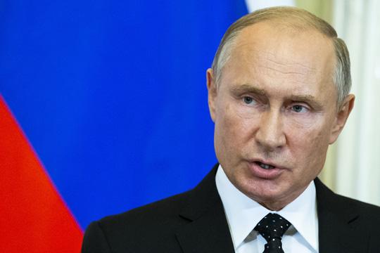 Путин: Странските трупи треба да се повлечат од Сирија