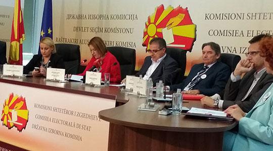 ДИК ќе одлучува по приговори за референдумот