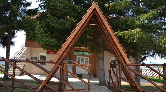 "Отворен туристички инфоцентар ""Пониква"" на Осоговските Планини"