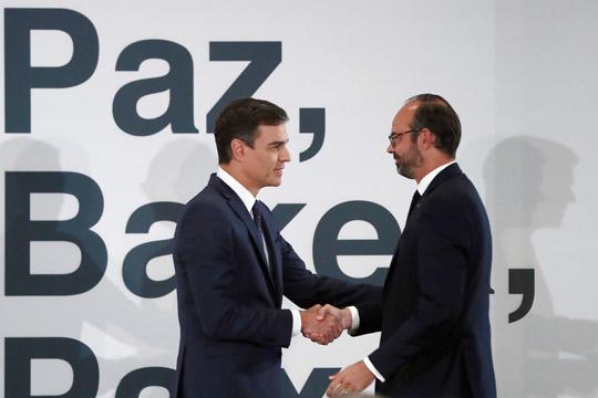 Франција ќе и предаде на Шпанија 7.000 предмети поврзани со ЕТА