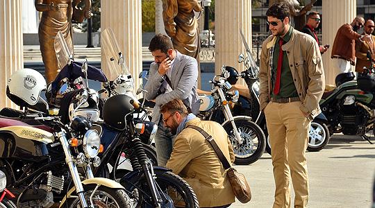"""Движењето """"The Distinguished Gentleman's Ride"""" собра шест милиони долари, Скопје дел од него"""