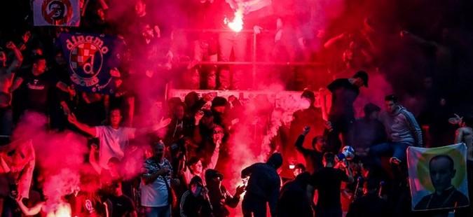 УЕФА го казни загребски Динамо поради навивачите