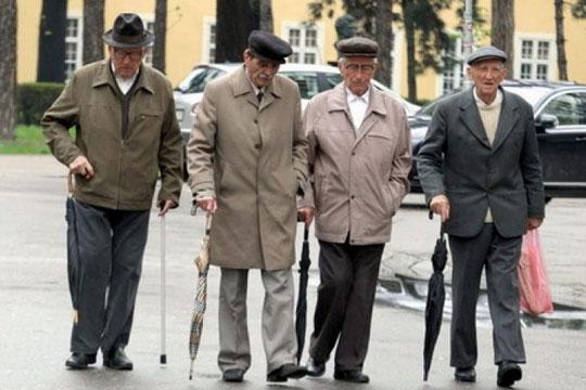 Српските пензионери на протест поради лошата реформа во пензискиот систем