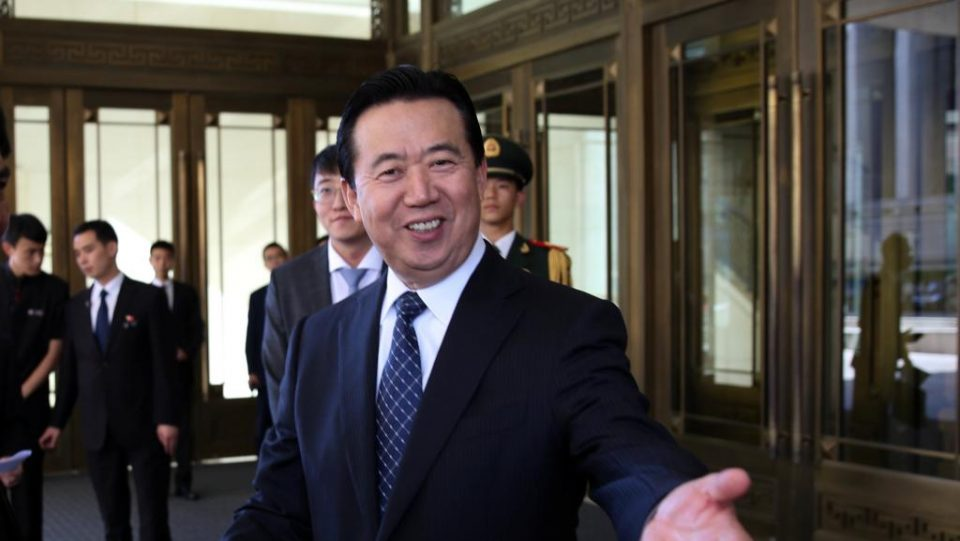Првиот човек на Интерпол поднесе оставка