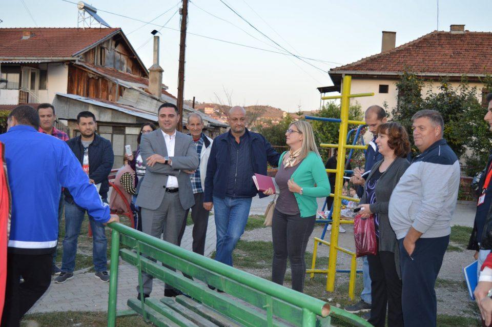 ФОТО: Митко Јанчев продолжува со реализација на проектите