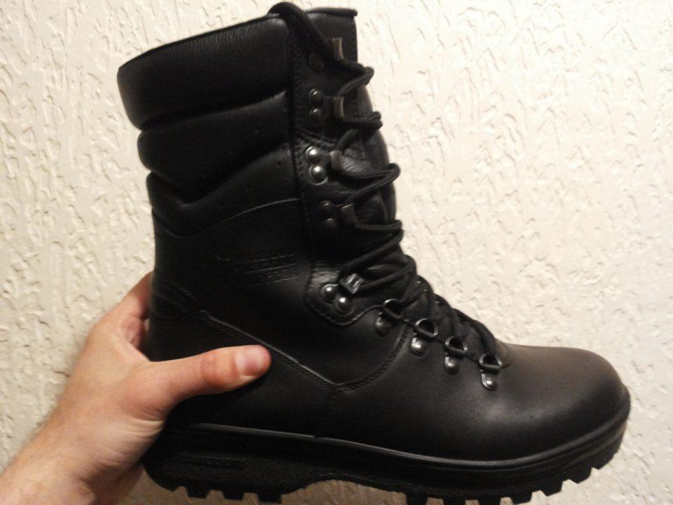 Војниците ќе добијат нови чизми