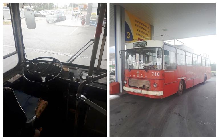 Хорор: Видете во какви автобуси ги возат битолските дечиња- Битно се донација од Скопје