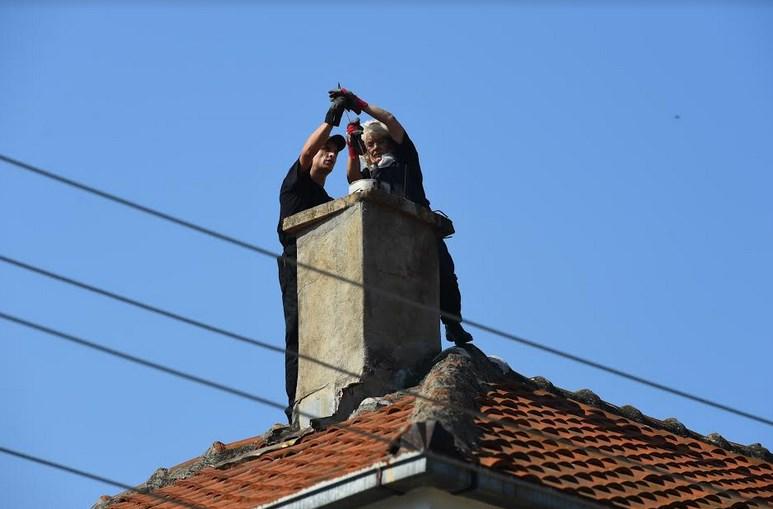 Во тек е јавниот повик за субвенционирање чистење оџаци во Скопје