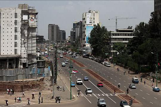 Најмалку три лица загинаа во оружен напад во Адис Абеба