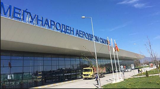 Три лица нападнале скопјанец на скопскиот аеродром