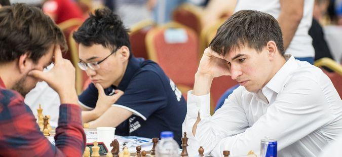 Алкалоид со силен состав на шаховскиот Европски куп во Грција