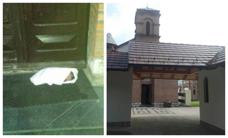 Исповед на жената која го пронајде бебето оставено пред црква: Кучето ме однесе до портата, бебето тивко плачеше