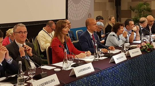 Гувернерката на НБРМ, Ангеловска-Бежоска се сретна со високи претставници на ММФ и Светската банка