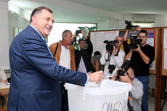 Најнови резултати од изборите за Претседателство на БиХ