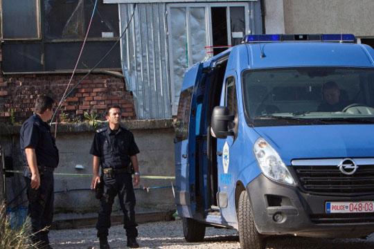 Неактивирана рачна бомба во српска енклава во Косово ги вознемири локалните жители