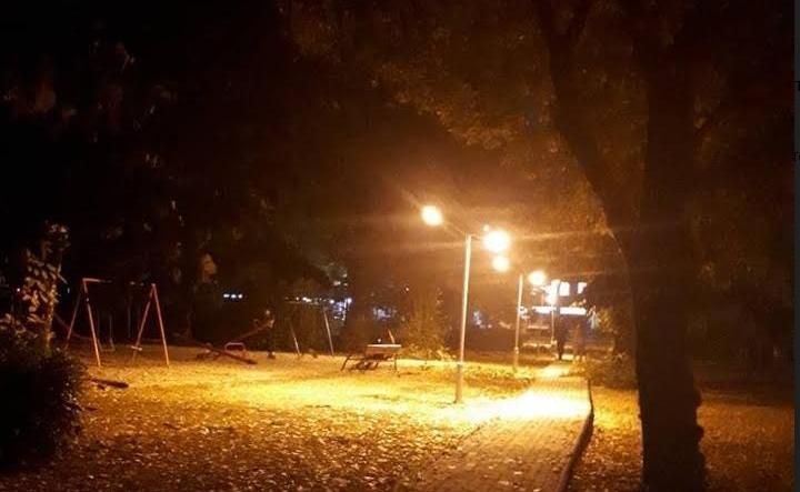 ФОТО: Поставено ново улично осветлување во Бутел