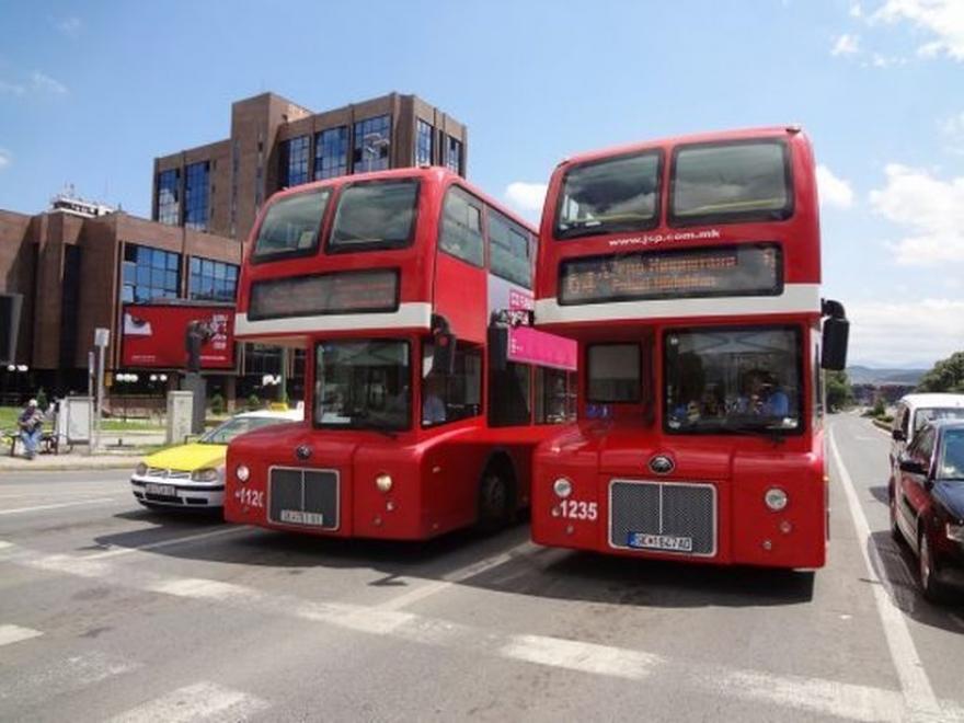Од денеска: Оваа автобуска линија сообраќа по скратена траса