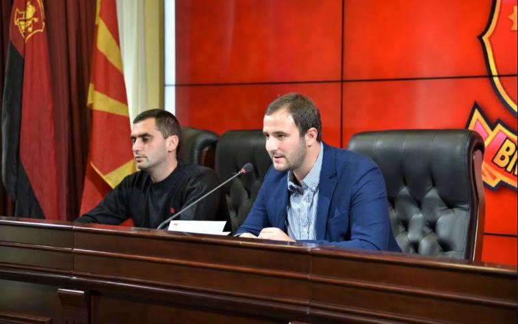 ЦК на УМС на ВМРО-ДПМНЕ: Власта не направи ништо за младите, општеството оди надоле, време е СДСМ да си замине