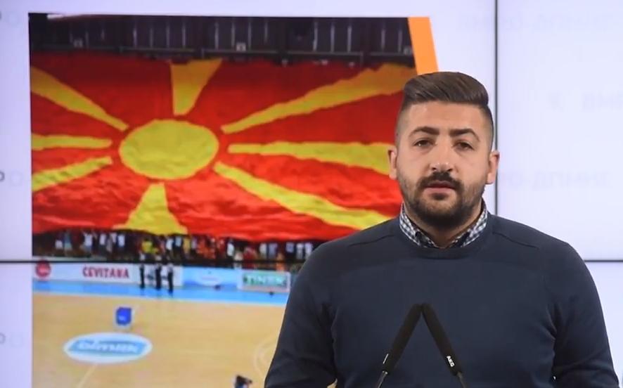 Апостолоски: СДСМ докажа дека воопшто не води грижа за македонскиот спорт