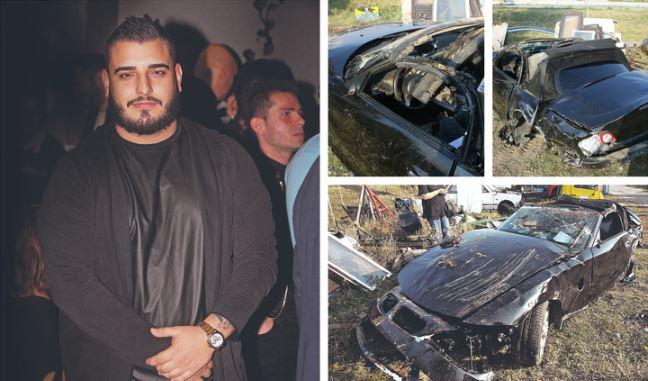 Возел пијан со над 100 км/ч: Дарко Лазиќ се обидел да закочи кога почнал да губи контрола над возилото – познати нови детали