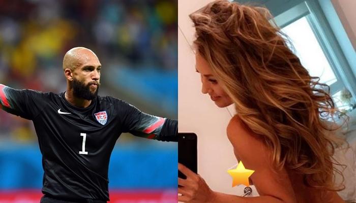 Инстаграм одбива да ја цензурира- сопругата на голманот ги надмина сите граници, фановите го проколнуваат да се разведе (ФОТО+18)