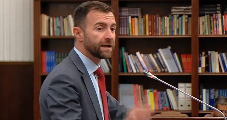 Димовски: Ова што се случува со Македонија е тажно, очигледно не е се така розово како што Владиниот ПР сака да го претстави