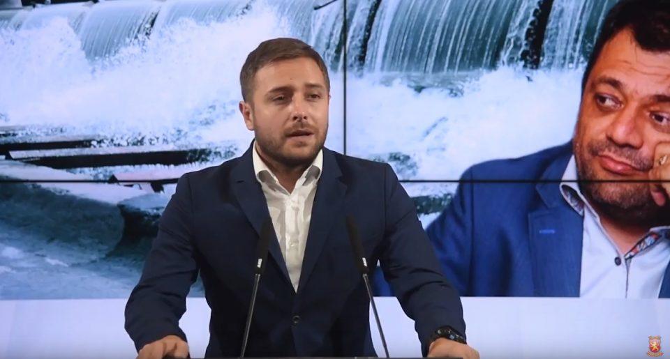 Арсовски откри уште еден скандал за Зоран Заев и Кочо Анѓушев