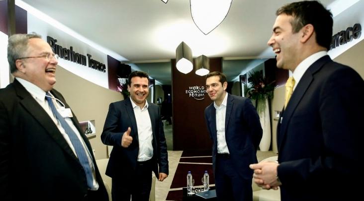 """""""Членството во НАТО е успех, но останува да се памети дека Заев за спас на кариерата го потпиша штетниот договор со Грција"""""""