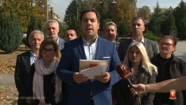 Советникот Александар Трајковски го повика на ТВ дуел градоначалникот на Гази Баба