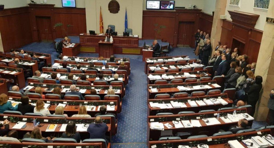 Пратеничкото мнозинство на СДСМ ги одби измените на законот за одбрана предложени од ВМРО-ДПМНЕ кои се во согласност со сите НАТО процедури