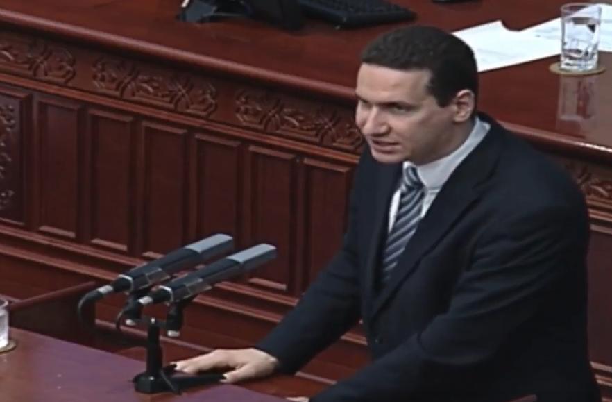 Ѓорчев: Парализата на институциите и неспособноста на Владата ги чини граѓаните 200 милиони евра годишно