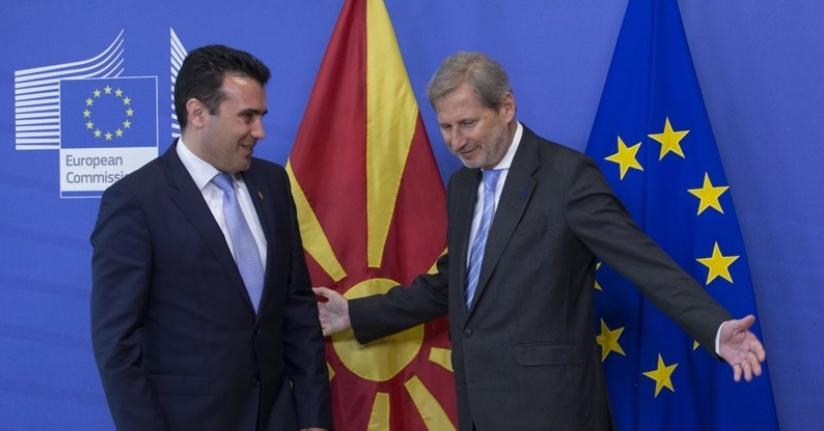 Хан: За жал малцинство земји-членки не прифатија отворање на преговори, Европа уште еднаш и ја затвори вратата на Македонија