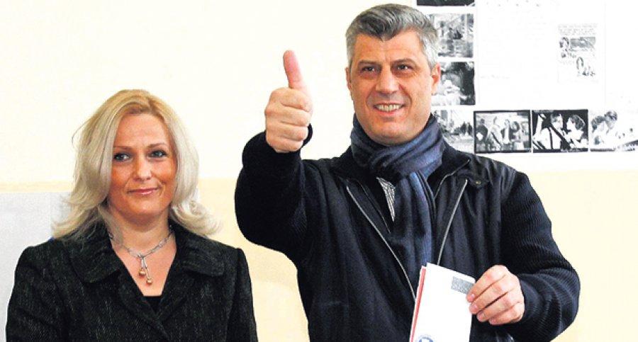 Хаос во косовскиот политички врв: Сопругата на претседателот Хашим Тачи во љубовна врска со собранискиот спикер Весели