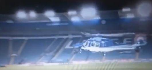 Ќе се онесвестите од глетката: Се појави нова страшна снимка од падот на хеликоптерот- еве како загина сопственикот на Лестер (ВИДЕО)
