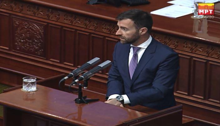 Димовски до Заев: Жалбите на граѓаните од правосудството се зголемени за 90 %, дискриминација по партиска и национална основа има како никогаш до сега