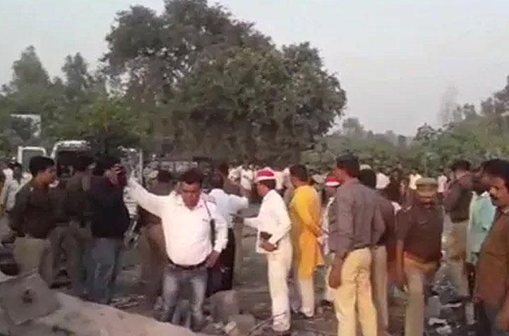 Експлозија во фабрика за пиротехника: Загинаа 8 лица