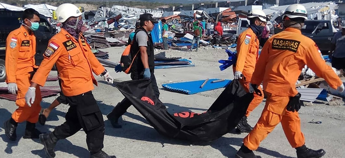 Спасувачи открија тела на 34 студенти по теологија во црква на островот Сулавеси