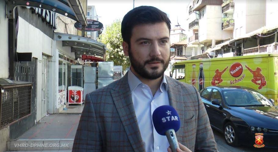 Јорданов: Жителите на Штип покажаа дека капитулантскиот договор ја нема нивната поддршка