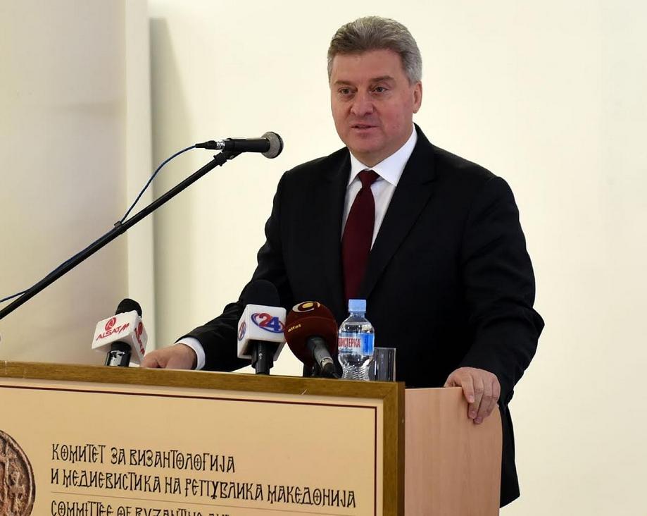 Кабинет на Иванов: Oстанува нејасно, врз основа на што се следат активностите на претседателот Иванов и неговиот Кабинет од страна на УБК?
