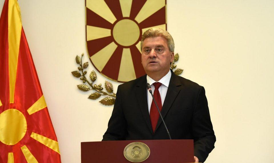 Иванов ја доби тужбата против Антикорупциска пред Управен суд