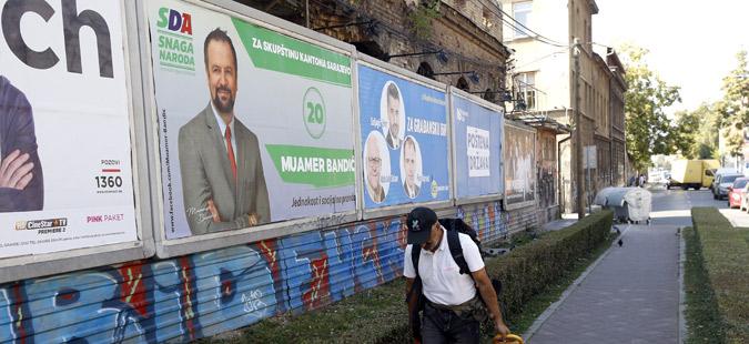 Додик, Џаферовиќ и Комшиќ прогласија победа на изборите во БиХ