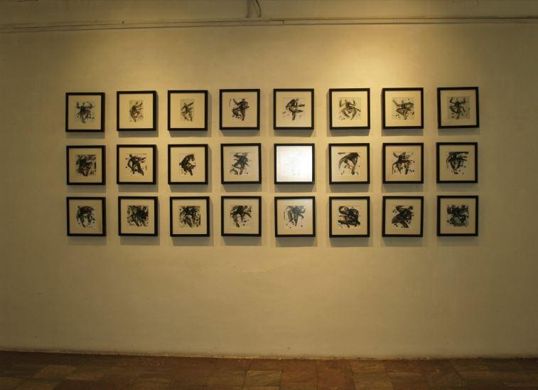 Изложба на дела од Нове Франговски во Подгорица